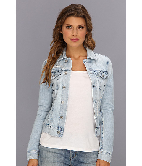 AG Adriano Goldschmied - The Robyn Jacket in Blue Jay Mend (Blue Jay Mend) Women's Jacket