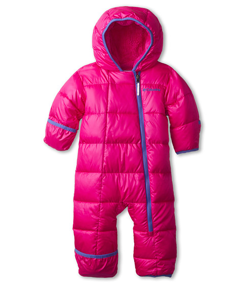 Columbia Kids - Frosty Freeze Bunting (Infant) (Groovy Pink/Purple Lotus) Kid