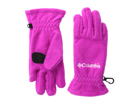 Columbia - Thermarator Glove (Big Kids) (Groovy Pink) Extreme Cold Weather Gloves