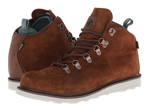 DVS Shoe Company - Yodeler Snow (Woodgrain Suede Snow) Men's Skate Shoes