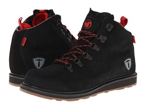 606088b0da2 UPC 045269017628 - DVS Shoe Company Yodeler Snow (Black/Red Suede ...