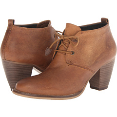 Steve Madden Juddith (Cognac Leather) Footwear