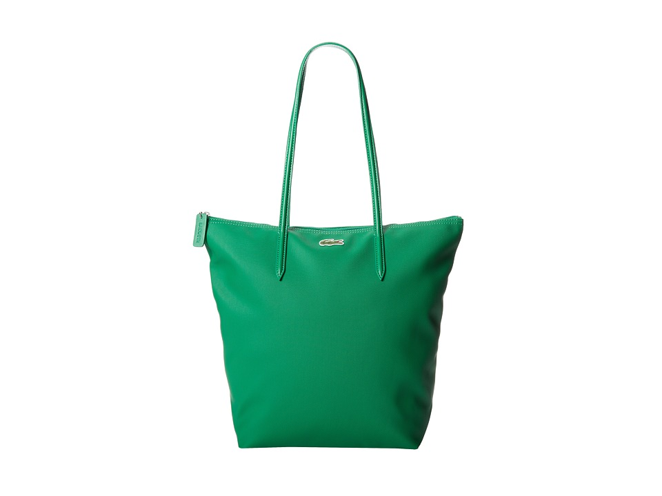 Lacoste - L.12.12 Concept M1 Vertical Tote Bag (Jelly Bean) Tote Handbags
