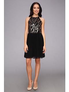 SALE! $39.99 - Save $59 on kensie Sequin Dress (Black Combo) Apparel - 59.61% OFF $99.00