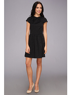 SALE! $44.99 - Save $54 on kensie Brocade Dress (Black) Apparel - 54.56% OFF $99.00