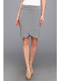 SALE! $27.99 - Save $30 on kensie Ponte Skirt (Light Heather Grey Combo) Apparel - 51.74% OFF $58.00