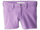 Joe's Jeans Kids Neon French Terry 3 Mini Short w/ Side Slits (Little Kids/Big Kids) (Neon Purple)