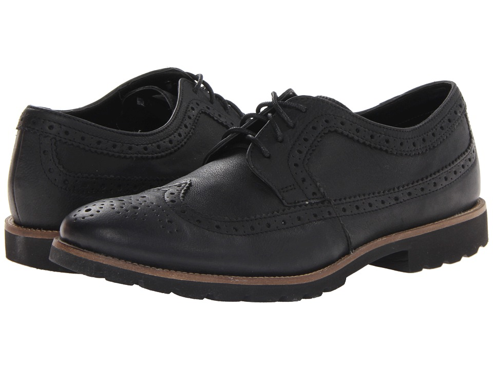 Rockport - Sharp Ready Cradyn (Black) Men's Shoes