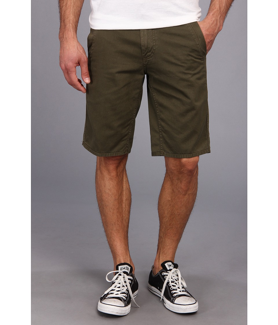 Culture Phit - Jessie 11 Short (Army Green) Men's Shorts