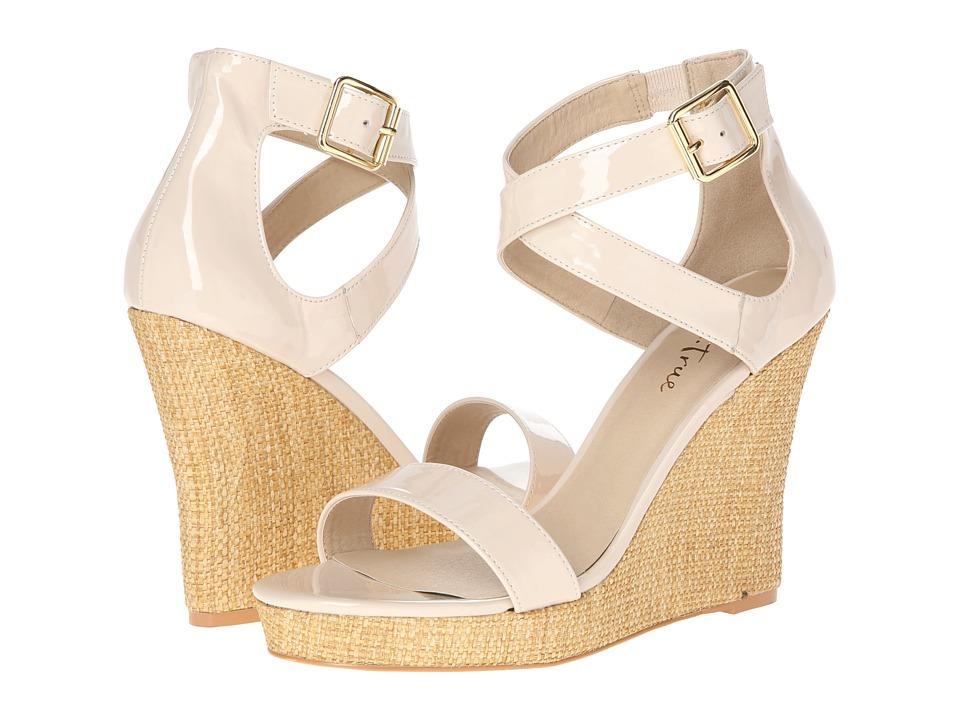 Diba - Ocean Shore (Nude) Women's Wedge Shoes