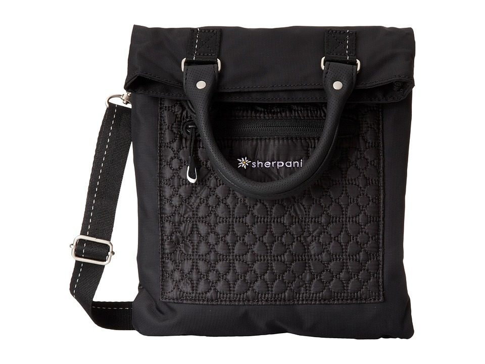 Sherpani - Chloe LE Folded Shoulder Bag/Tote Bag (Black) Shoulder Handbags