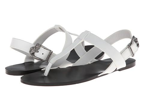 Diesel - Walayla Himalie W (White) Women's Sandals
