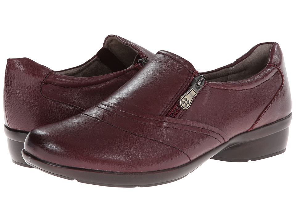 Naturalizer - Clarissa (Cordovan Leather) Women's Flat Shoes