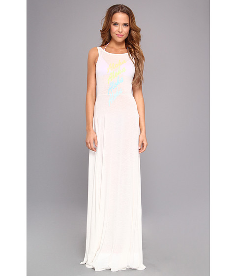 Wildfox - Aloha Wrecked Maxi (Vintage Lace) Women
