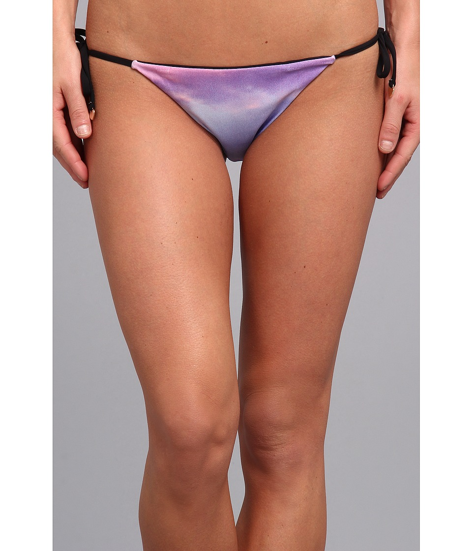 Wildfox - Tiger Island Classic Reversible String Bottom (Multi Colored) Women