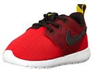 Nike Kids Roshe Run (Toddler/Little Kid) (University Red/Tour Yellow/White/Black)