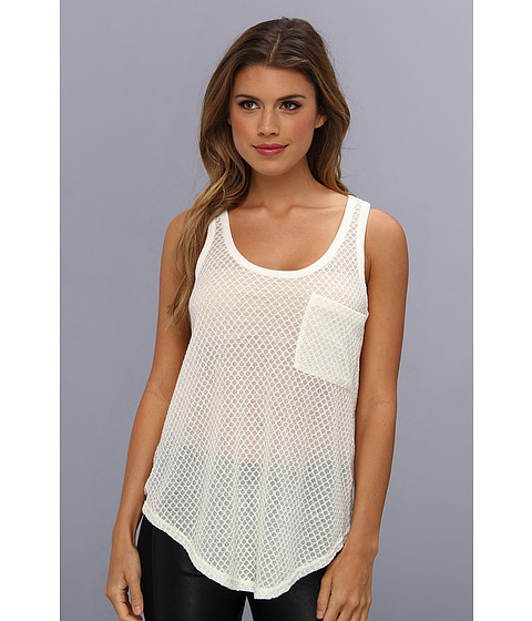 Townsen - Honey Comb Tank (White) Women
