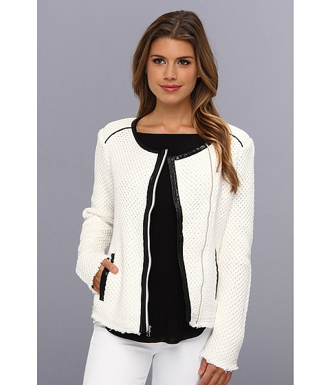 Townsen - Speakeasy Jacket (White) Women's Jacket