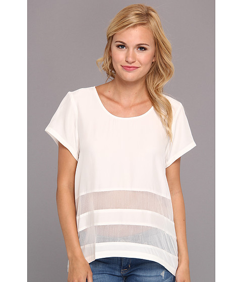 Townsen - Jive Top (White) Women's Blouse
