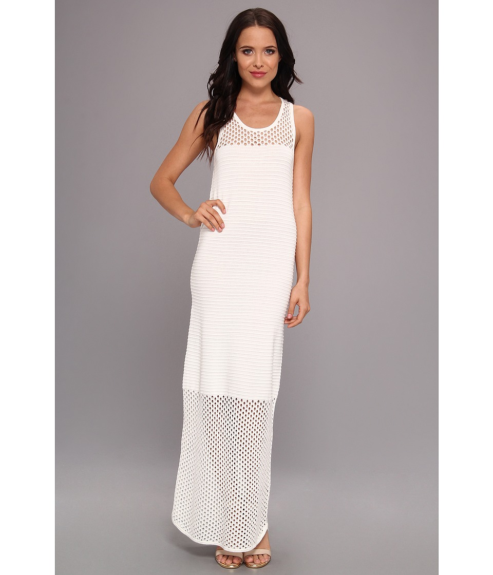 Townsen - Cruz Maxi Dress (White) Women's Dress