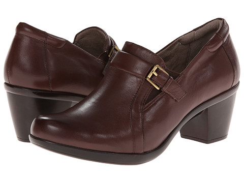 Naturalizer - Elementary (Bridal Brown Leather) Women