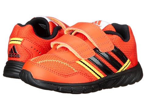 adidas Kids - Adifaito LT CF (Toddler) (Bold Orange/Black/Solar Gold) Boys Shoes