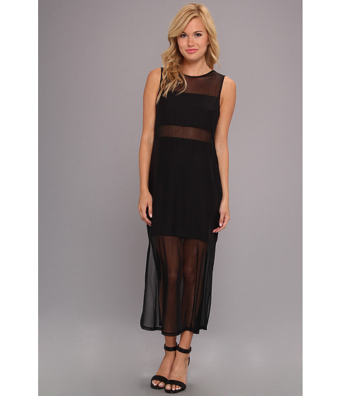 Townsen - Jive Maxi Dress (Black) Women's Dress