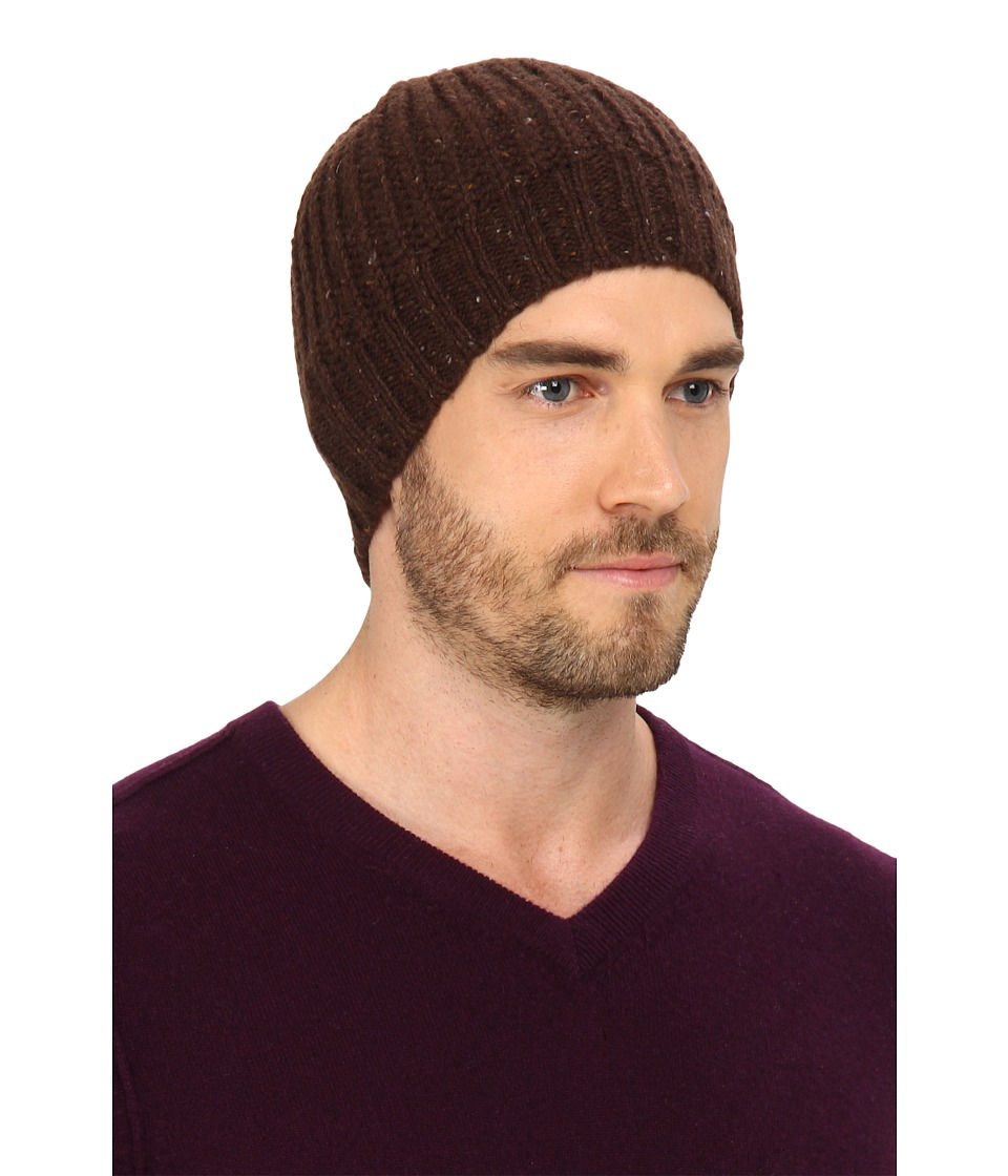UGG - Calvert Beanie (Stout Heather M) Beanies