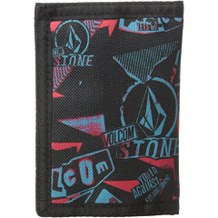 SALE! $14.99 - Save $5 on Volcom Circle Patch Wallet (Cyan) Bags and Luggage - 25.05% OFF $20.00