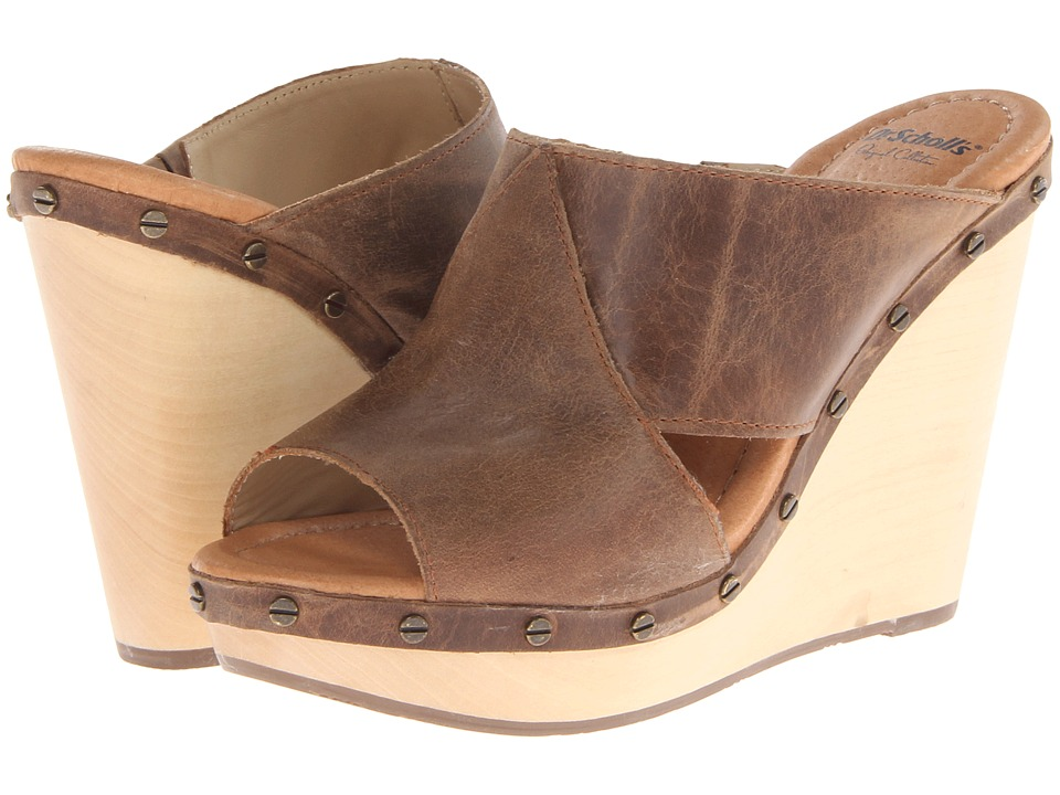 Dr. Scholl's - Farida - Original Collection (Noce) Women's Wedge Shoes