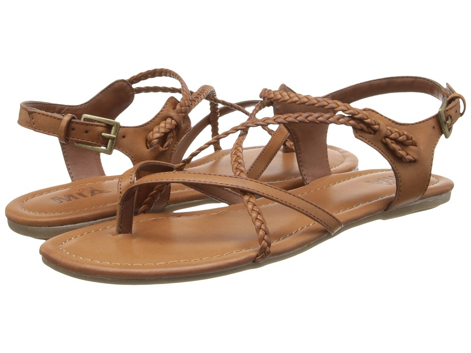 MIA - Adrianna (Luggage) Women's Sandals