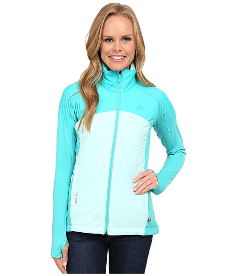 adidas Outdoor - Terrex Skyclimb 2 Jacket (Frost Mint) Women's Jacket