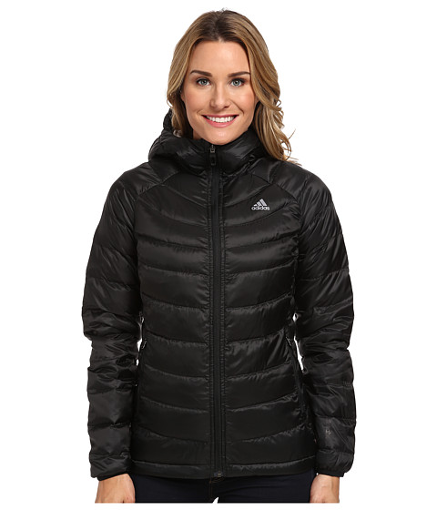 adidas Outdoor - Terrex Swift Climaheat Frost Jacket (Black) Women's Coat