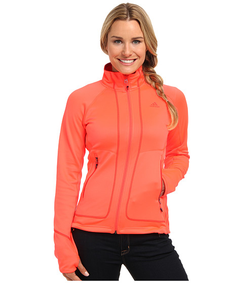 adidas Outdoor - Terrex Swift Pordoi Fleece (Infrared) Women's Fleece
