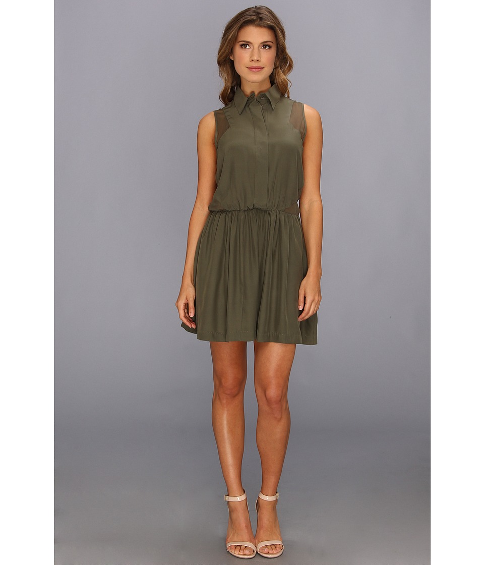 Parker - Hattie Dress (Pine) Women