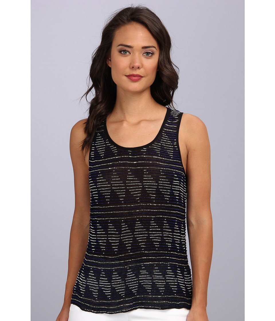 Parker - Arc Top (Black) Women's Sleeveless