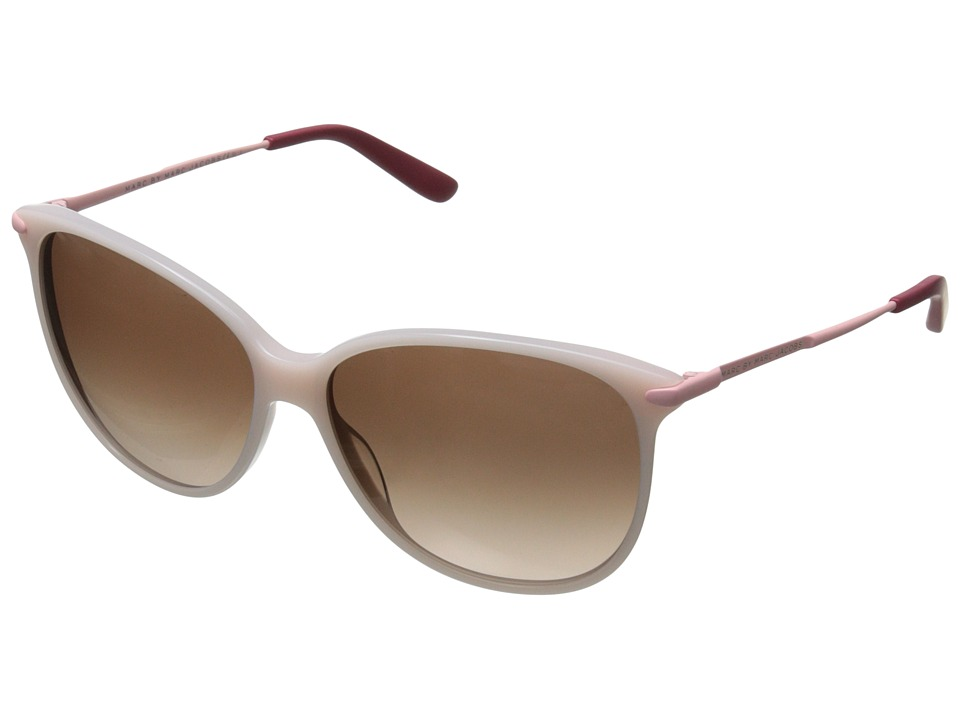 Marc by Marc Jacobs - MMJ 416/S (Opal Pink/Brown Gradient) Fashion Sunglasses