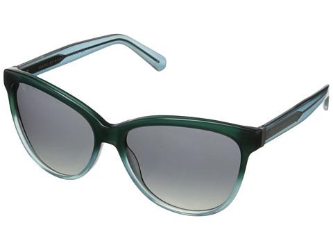 Marc by Marc Jacobs - MMJ 411/S (Green Aqua/Dark Grey Shaded) Fashion Sunglasses