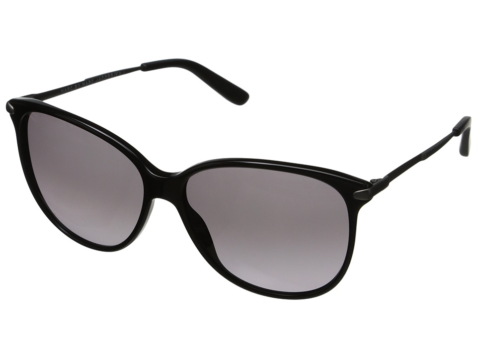 Marc by Marc Jacobs - MMJ 416/S (Black/Grey Gradient) Fashion Sunglasses