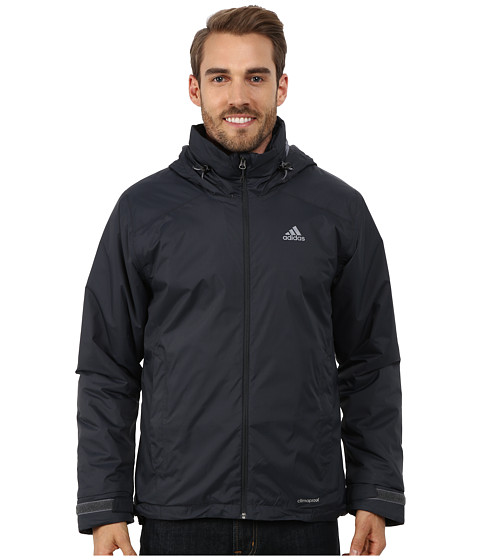 adidas Outdoor - Hiking Wandertag Insulated Jacket (Dark Shale) Men's Coat