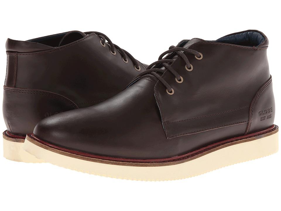 Globe Daley Boot (Brown) Men