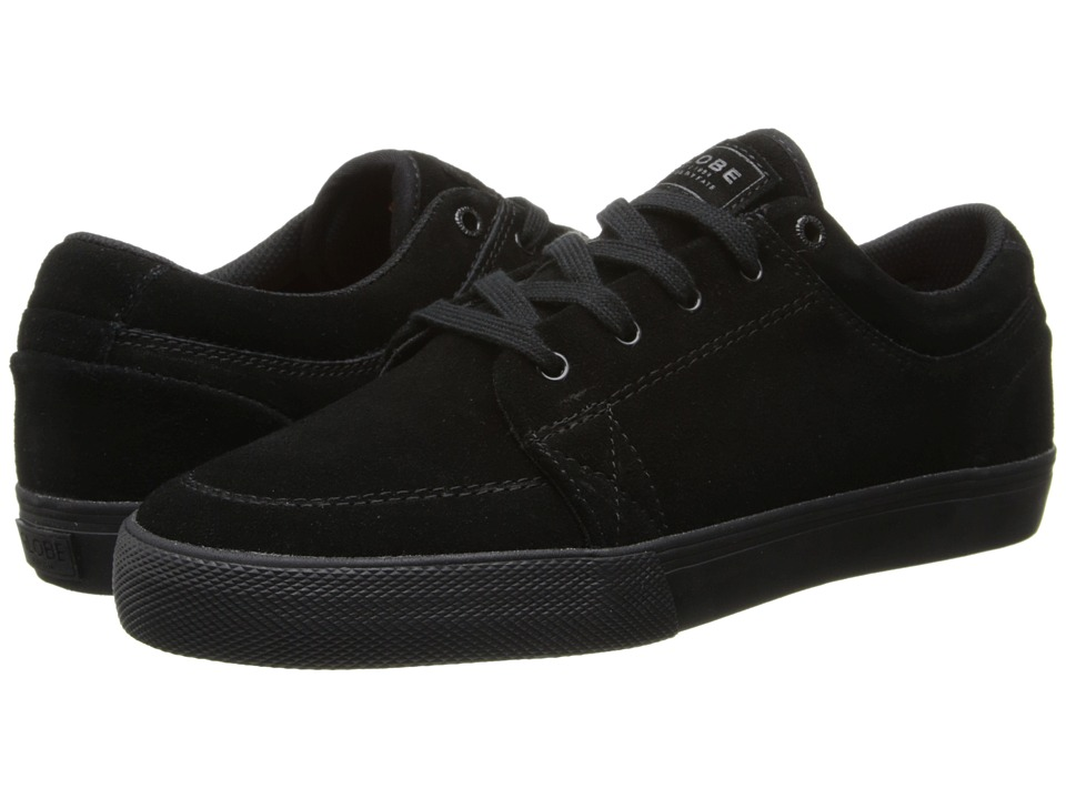 Globe - GS (Black Suede) Men's Skate Shoes