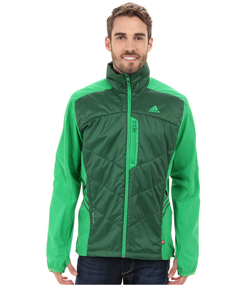 adidas Outdoor - Terrex Skyclimb 2 Jacket (Real Green) Men