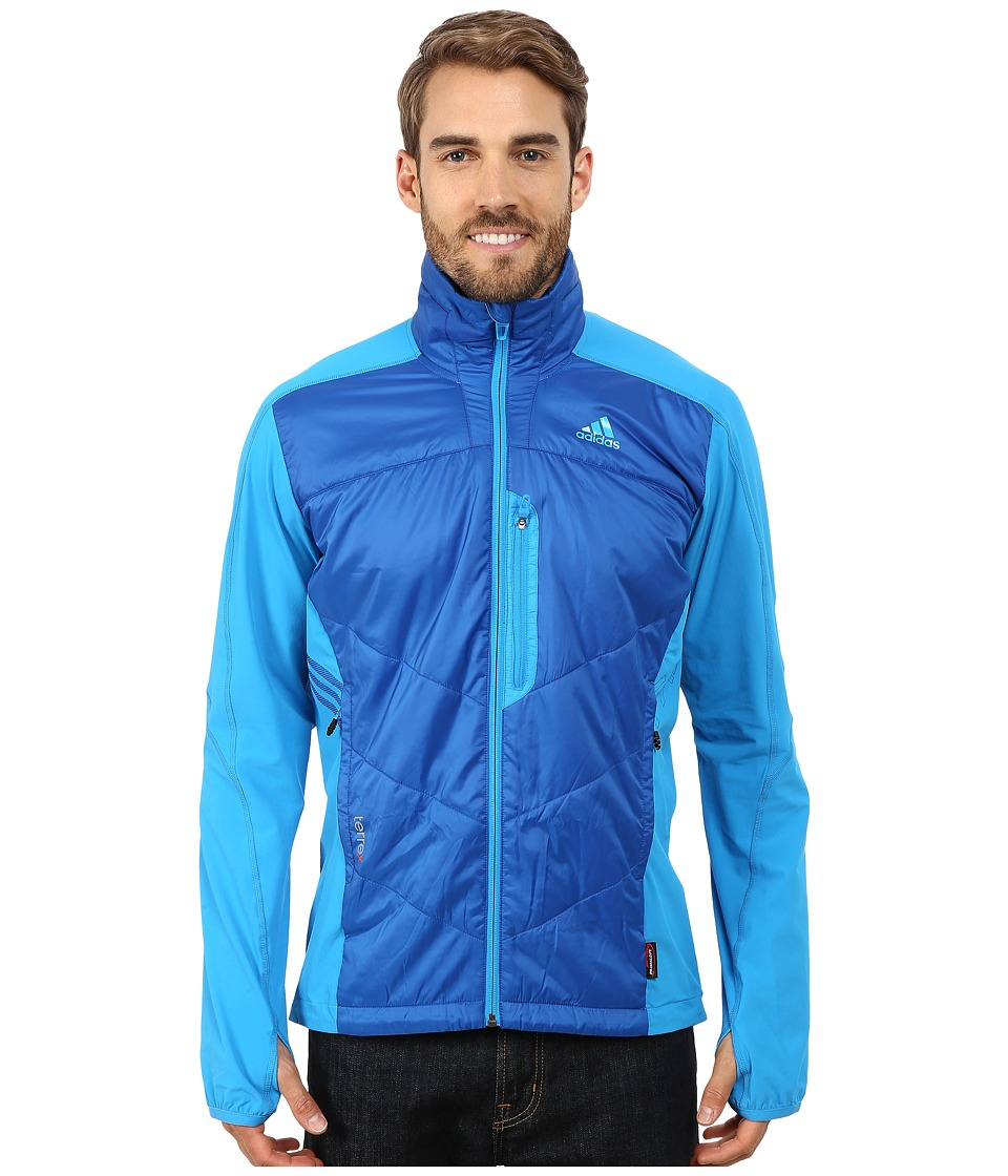 adidas Outdoor - Terrex Skyclimb 2 Jacket (Solar Blue) Men