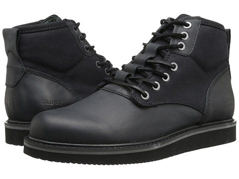 Globe - Nomad Boot (Drizabone Black) Men's Boots