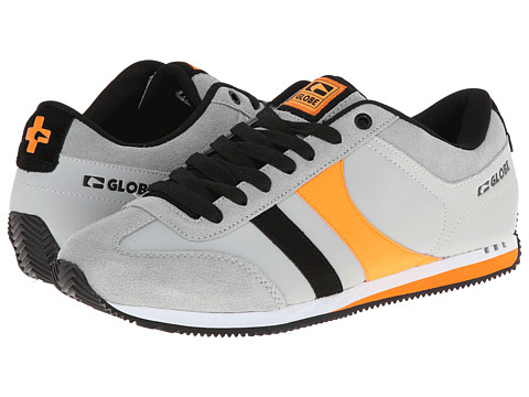 Globe - Pulse (Grey/Black/Orange) Men
