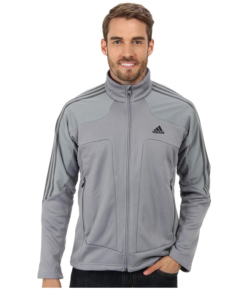 adidas Outdoor - Terrex Swift Fleece Jacket (Tech Grey) Men