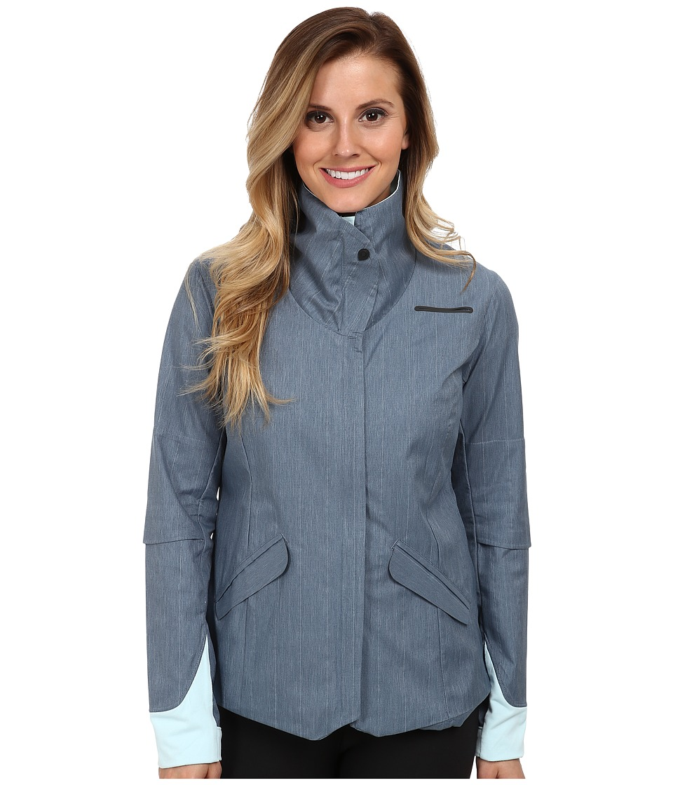 Brooks - PureProject Shelter Jacket (Breeze) Women's Coat