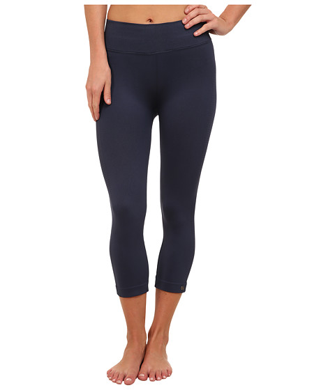Brooks - PureProject Seamless Capri (Midnight) Women