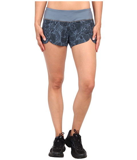 Brooks - PureProject 3.5 Short (Storm Woodblock) Women